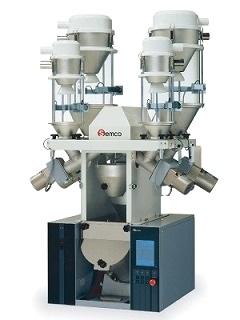 質量計量式混合機 MBFシリーズ