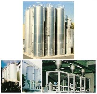 原料貯蔵システム