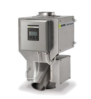 Metal separator RAPID VARIO-FS